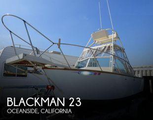 1980 Blackman 23
