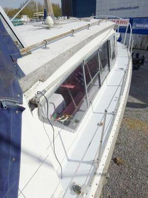 Starboard coachroof