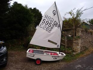 Winner Optimist 5953