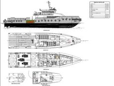 MOC Shipyards 38m Crew Security vessel