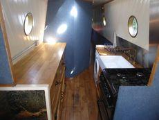 Buffalo 2 Ron Turner 56ft Trad Stern Built 1991 Lister 3 Cylinder