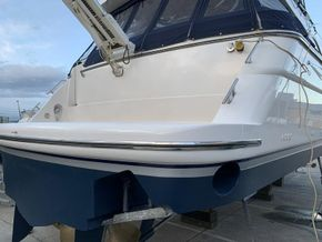 Bathing platform starboard