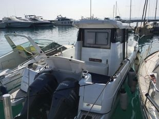 2015 MERRY FISHER 855 MARLIN