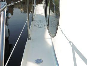 Nicols Estivale Quattro Canal and river cruiser - Side Deck