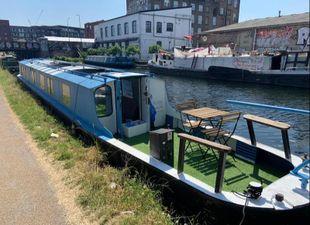 57 ft renovated Narrow boat.