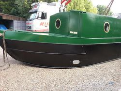 45ft x 10ft Widebeam Shell