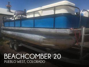 2008 Beachcomber 20 Cruise