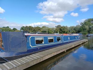 Tranquility 54' Trad stern Narrowboat