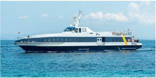 123' Fast Mono Ferry