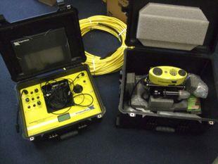 VideoRay Pro 3E ROV System
