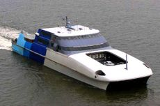 232' FAST ROPAX FERRY