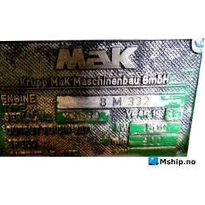 Mak 8 M 332