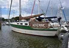 31ft. MAURICE GRIFFITHS GOLDEN HIND SLOOP