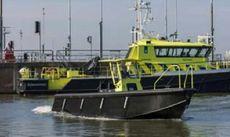 Tideman RBB 800 WJ - Line Handling, Dive Support