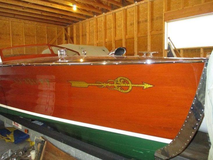 1926 Custom Rochester Triple Cockpit