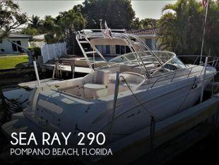 2000 Sea Ray 290 Amberjack