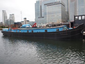 Dutch Barge - converted 25m Luxemotor