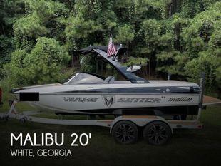 2009 Malibu Wakesetter VTX