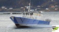 13m / 30 pax Crew Transfer Vessel for Sale / #1123505