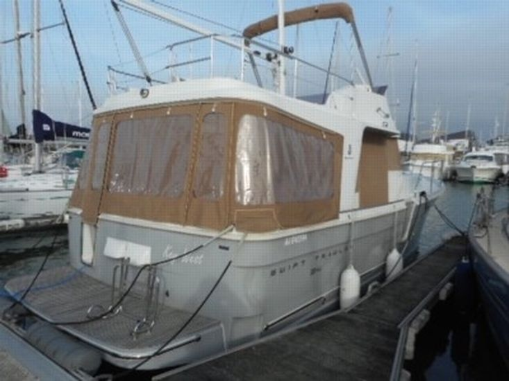 2011 SWIFT TRAWLER 34