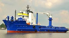 221' OFFSHORE SUPPLY VESSEL