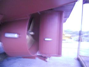Small tug boat, mooring boat, supply boat for sale