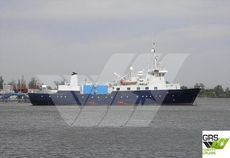 PRICE REDUCED // Fully Classed // 50m / 60 pax Accommodation Ship for Sale / #1004752