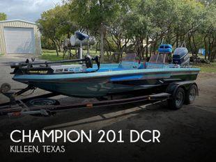 1991 Champion 201 DCR