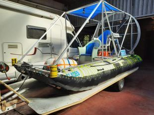 Mini Airboat Glades 2 or 3 persons