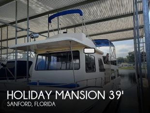 1985 Holiday Mansion Coastal Barracuda Aft Cabin