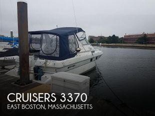 1989 Cruisers Yachts 3370 Esprit