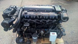 Mercruiser 3.6 180 Marine Diesel Engine Breaking For Spares