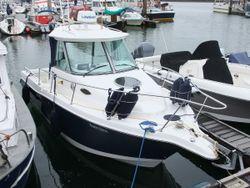 Seaswirl Offshore Fishing 2 berths