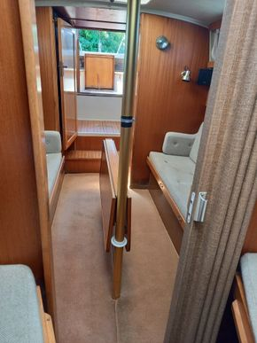 Cabin - Looking AFT