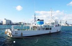 36mtr Fisheries / Research Vessel