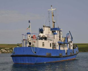 RESEARCH Survey Vessel