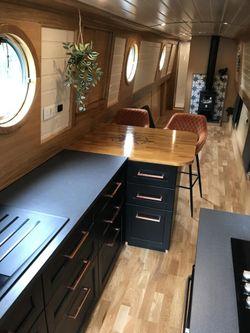 2021 -57ft cruiser stern narrowboat