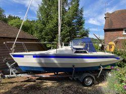 Swift 20 Trailer Sailer Yacht