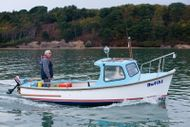 SOLD Plymouth Pilot 18 with wheelhouse- 2012 new engine