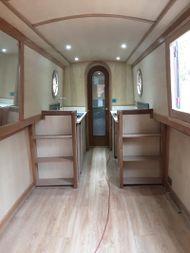 58ft Narrow boat Trad