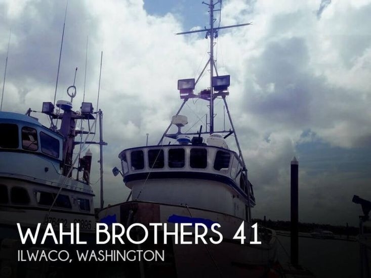 1972 Wahl Brothers 41