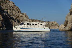 Halcyon Catamaran