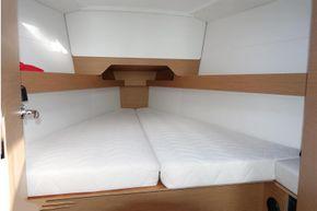 Forward Cabin (similar boat)