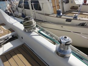Starboard Cockpit Winches