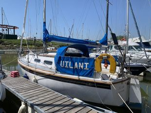 1981 Westerly Griffon Bilge Keel Cruising Yacht