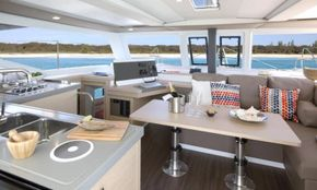 Manufacturer Provided Image: Manufacturer Provided Image: Fountaine Pajot Lucia 40 Interior