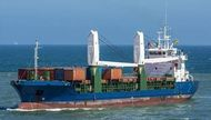 295' 4,573 Ton DWT Geared Cargo Ship