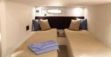 Sealine SC38 Rear Cabin