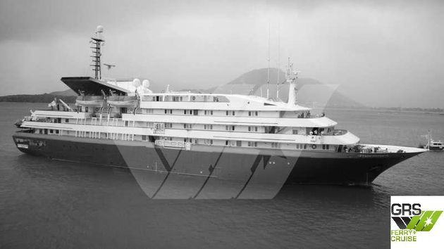 88m / 250 pax Cruise Ship for Sale / #1034129