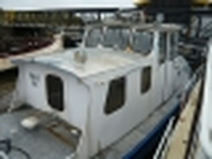 Port Control Boat from Duisburg